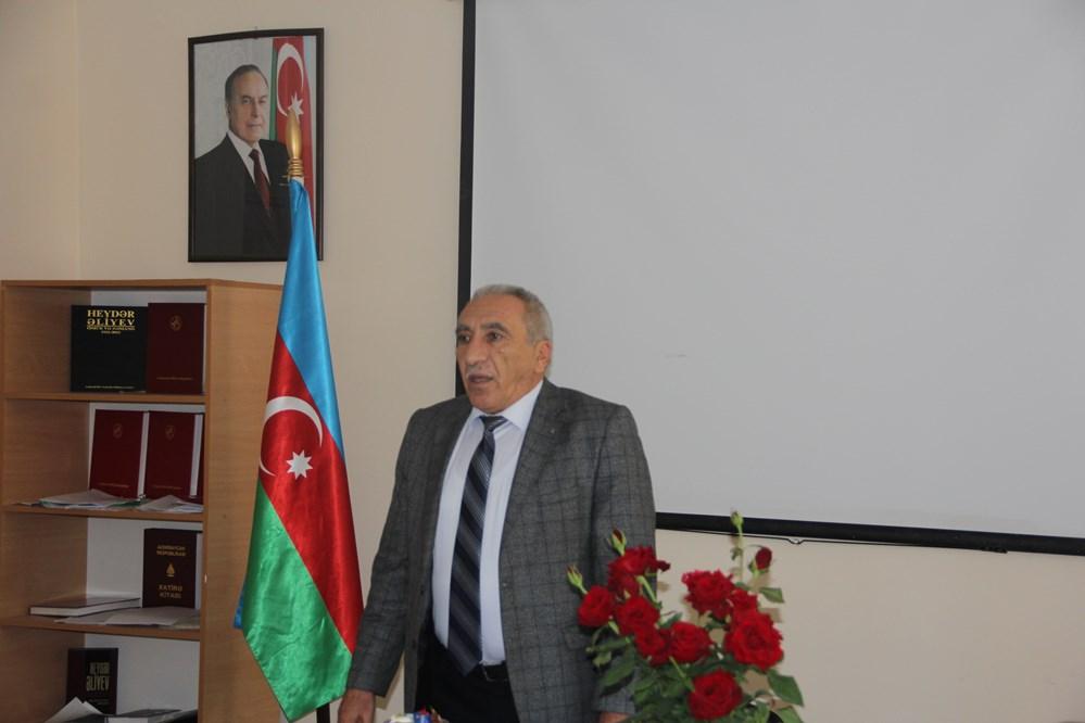 Şər və Böhtan yazanlara tutarlı cavab - İrşad Abbasov - ÖZƏL