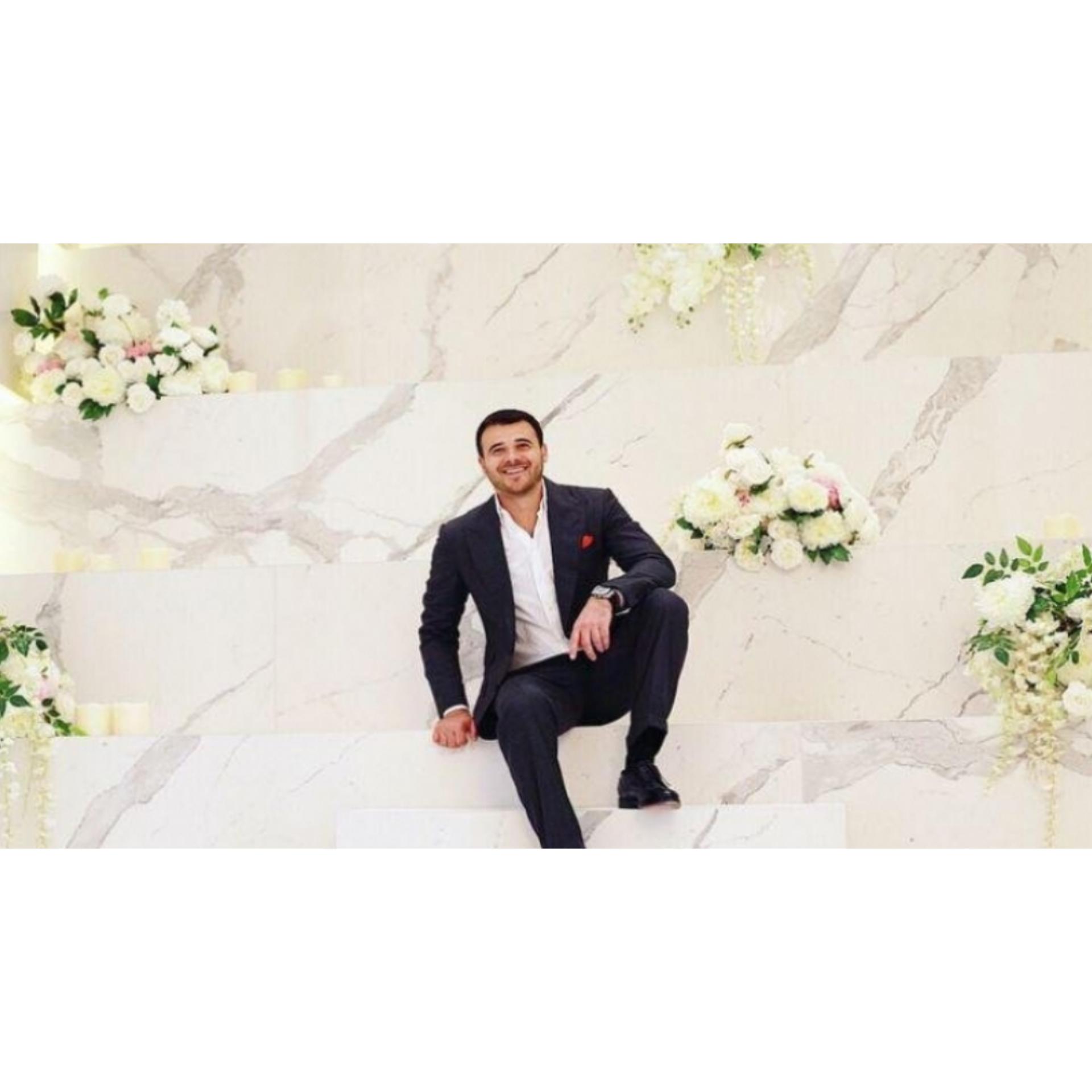 Emin Ağalarov nişanlandı – Nəcməddin Sadıqovun qızı ilə \FOTOLAR\VİDEO