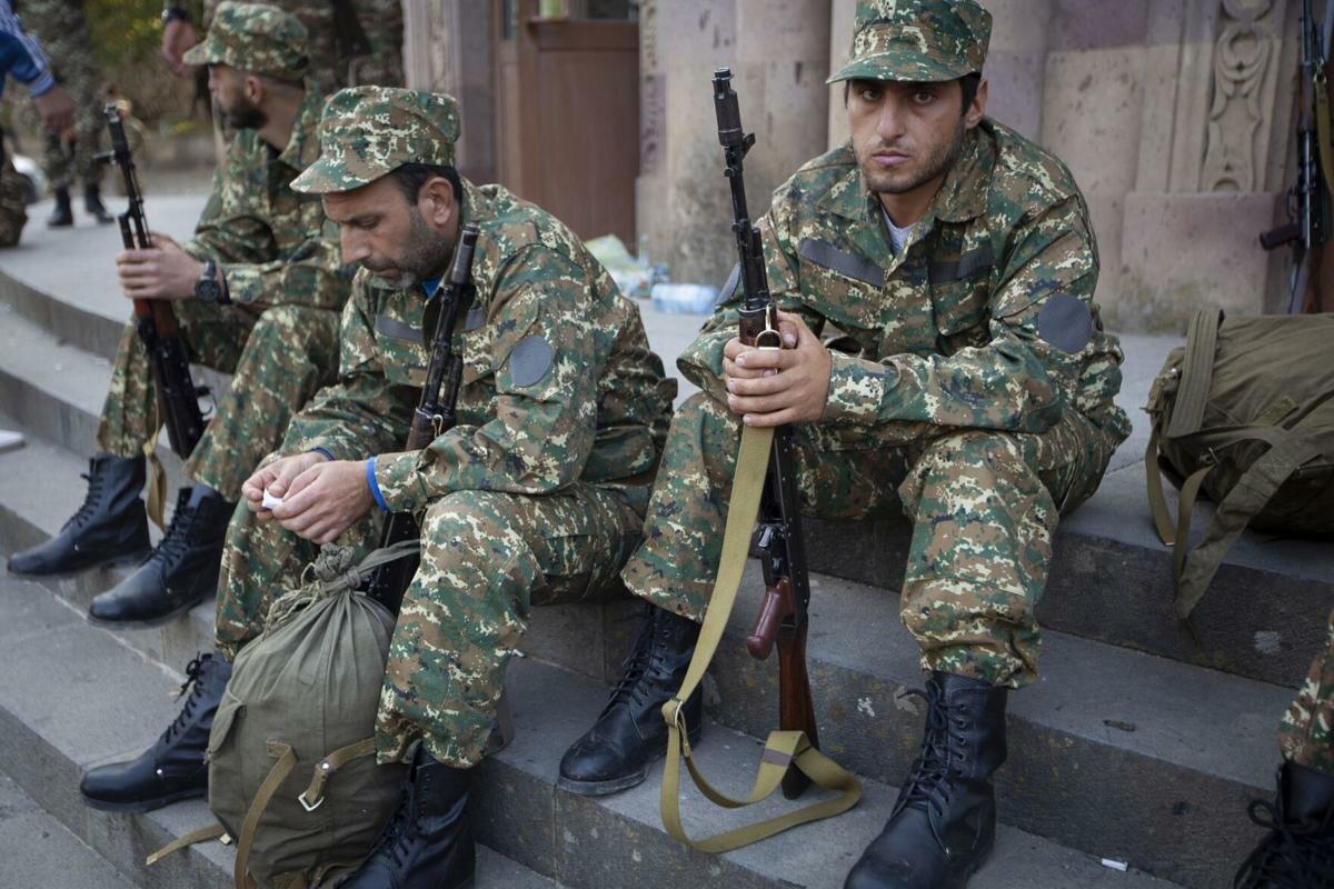 Ermənistan ordusu QARABAĞDAN ÇIXARILIR